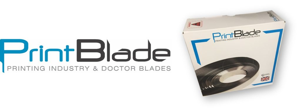 The UK manufactured doctor blade | PrintBlade by Fernite of Sheffield Ltd