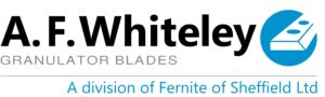 A F Whiteley Granulator Blades  -A Division of Fernite of Sheffield Ltd
