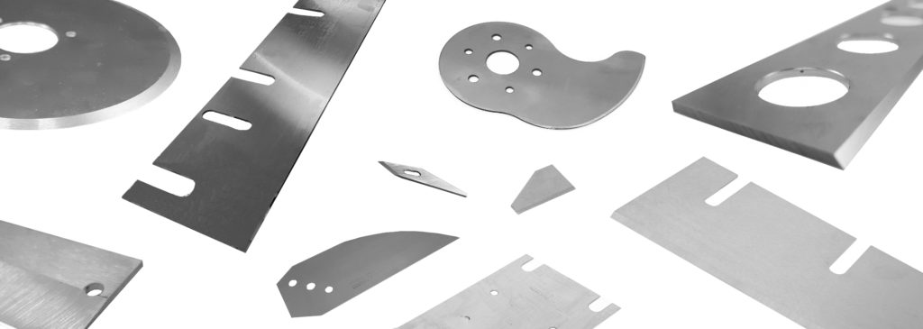Blades for the food industry - Manufactured in the UK by Fernite Machine Knives - Scraper Blades, Chipper Blades, Vegetable cutters