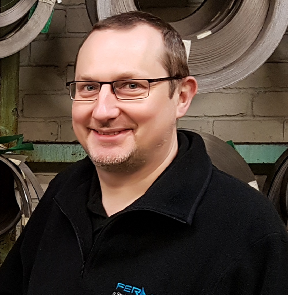 Martin Hartley       – Group Operations Manager