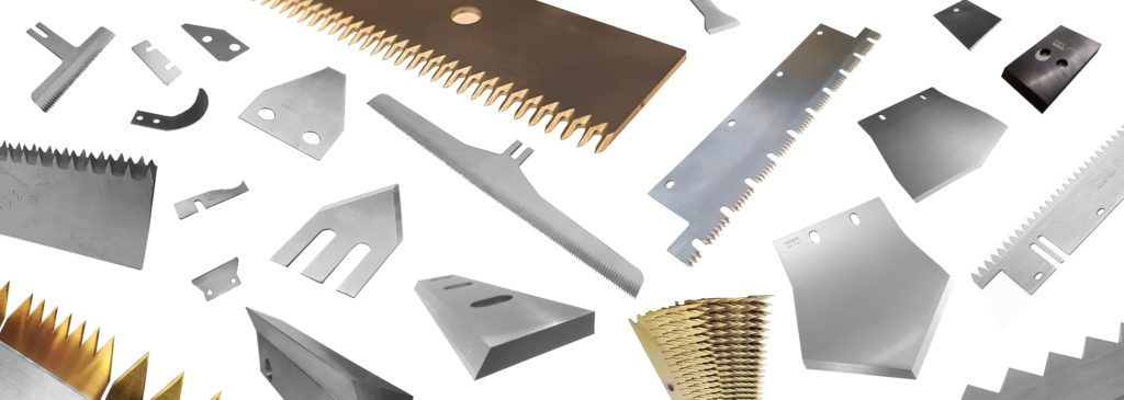 Quality Machine Knives for the Packaging and Plastics industry - Fernite of Sheffield Ltd