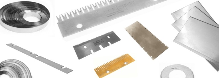 Knives for the paper and printing industries