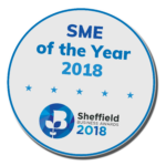 Fernite of Sheffield - SME of the Year 2018 at the Sheffield Business Awards