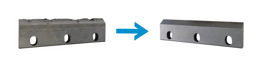 A F Whiteley Granulator Blade Sharpening - Fast, reliable granulator blade sharpening service