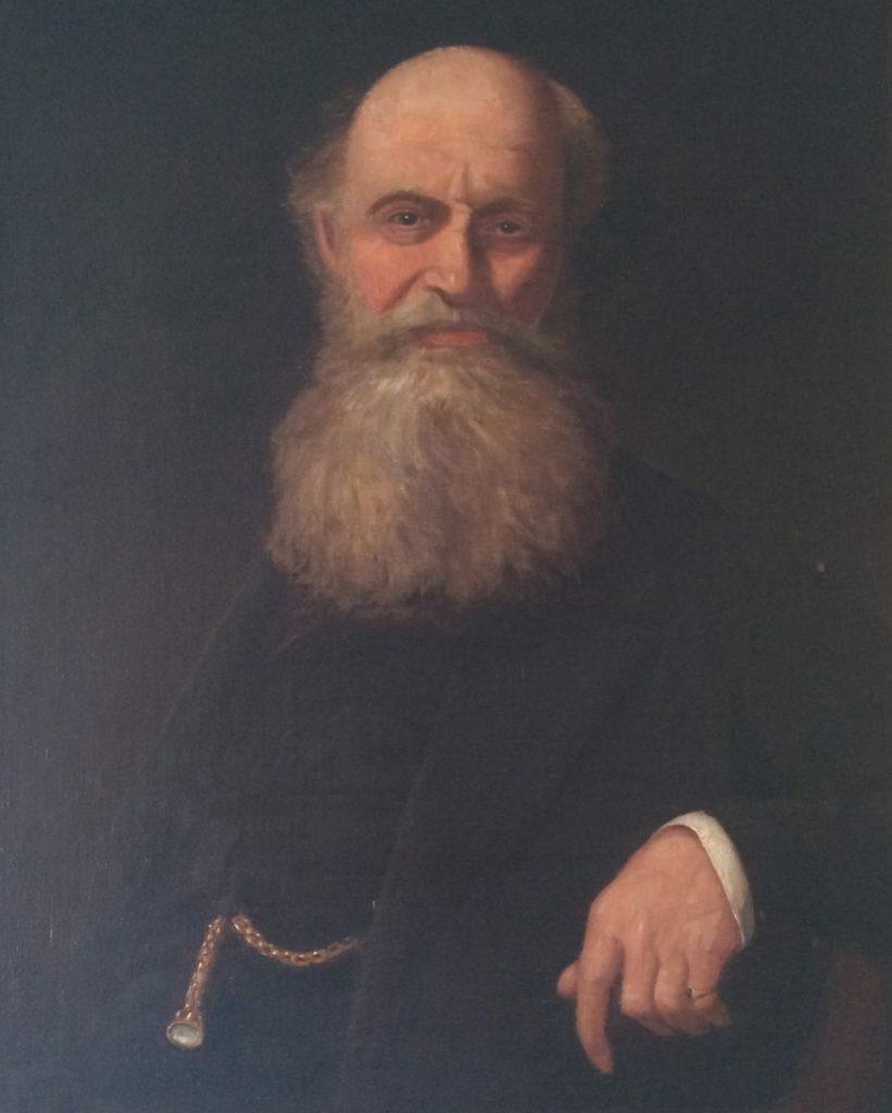 Joseph Fearnehough - Founder of Fernite of Sheffield Ltd