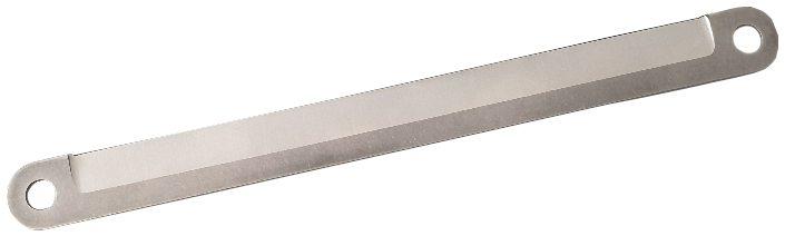 Cheese cutter - machine knife manufactured by Fernite of Sheffield Ltd