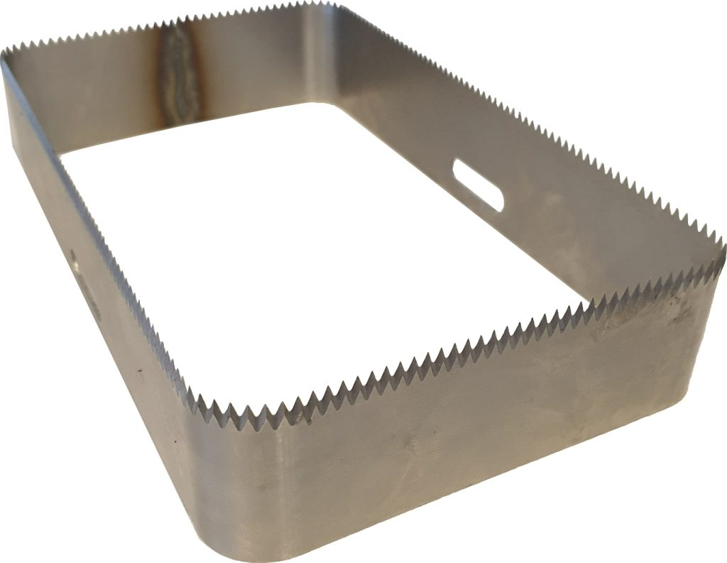 Tray knife - manufactured and supplied by Fernite of Sheffield -Tray Knives specialist