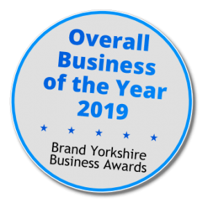 Fernite are Overall Business of the Year 2019 at the Brand Yorkshire Business Awards