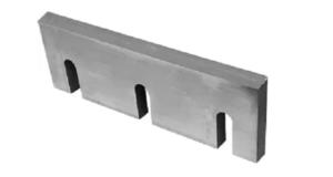 Tria granulator knife