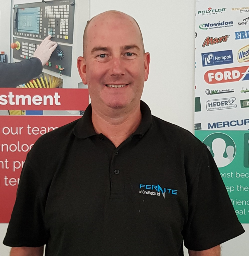 Pete Shaw – Production Engineer
